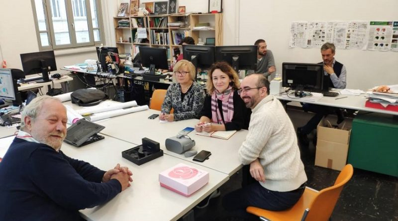 "Academic Trip: ""TPU researchers examine Smart City Technology at Italian leading universities"""
